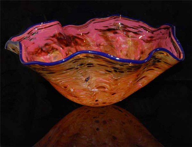 Glass Sink | Designer Glass Vessel Sinks | Glass Bathroom Sink | Blown Glass Sink Bowl | Glass Basin Sink | Glass Blown Sink |