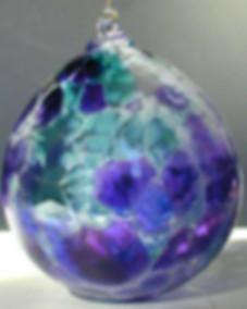 Glass Ball, Glass Balls, Blown Glass Ornaments