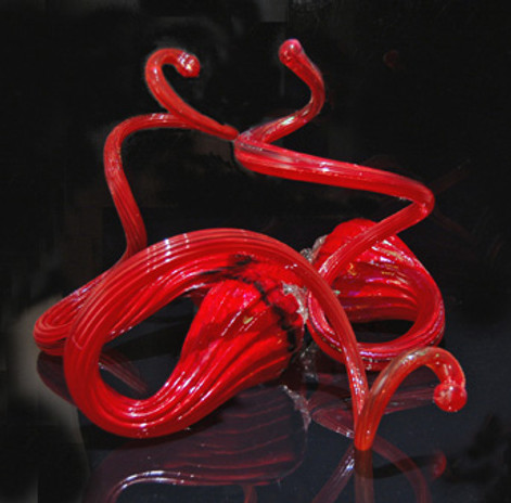 Blown Glass Art Corporate GIfts
