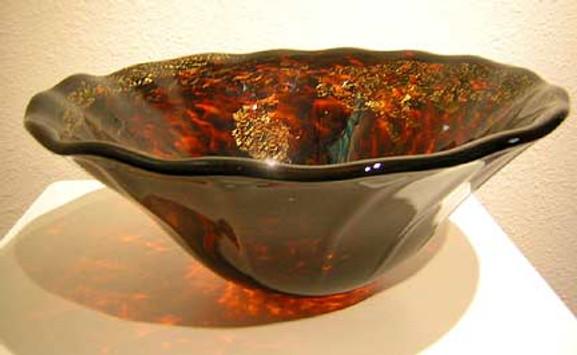 Glass Sink | Glass Vessel Sinks | Glass Bathroom Sink | Blown Glass Sink Bowl | Glass Basin Sink | Glass Blown Sink |