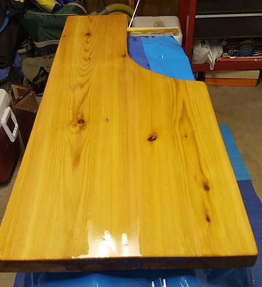 Wood Slab Countertops