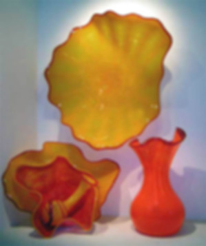 Blown Glass Niche Art
