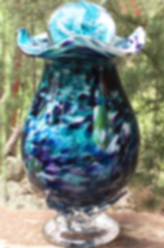 Glass Cremation Urn, Glass Urns
