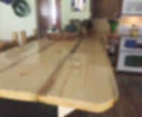 Live Edge Wood Countertops, Rustic Wood Slab Countertops