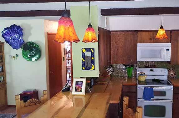 Art Glass Pendant Lights, Blown Glass Pendant Lights