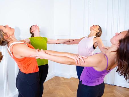 Spendenaktion für Kinder und Gratis Yogastunde