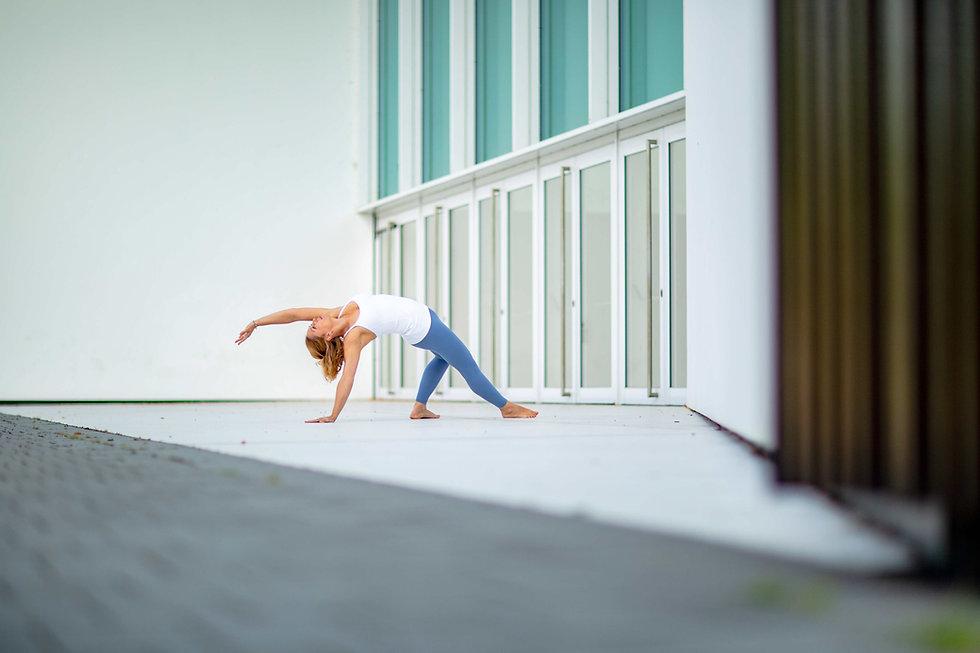 Yoga in Karlsruhe Weststadt