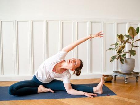 Yoga sanft mit Jasmina