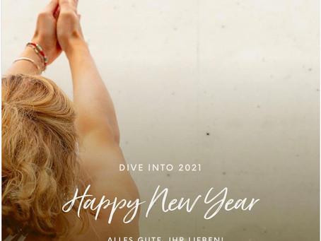 Ein schönes Neues Jahr! Am 11. Januar geht es wieder los