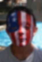 4th of July face flag.jpg