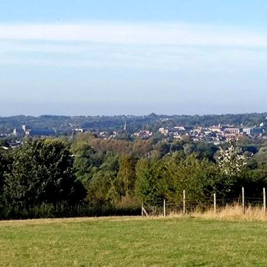 View across the City of Winchester_edite
