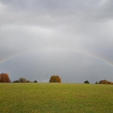 Full rainbow Autumn 2019