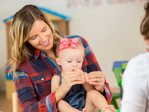 Signing with Baby:  The Benefits for Babies, Toddlers and Parents