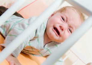 Warning:  Baby Sleep Training May be Harmful to Mental Health