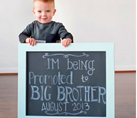 25 Ways To Prepare Your Child For The Arrival of Their New Sibling.