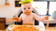 Baby-Led Weaning:  Some Gear You May (or May Not) Find Useful