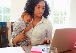 Going Back to Work after Baby:  Choosing Childcare in the UAE