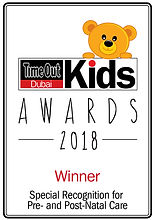 Time Out Dubai Kids Awards 2018 -   Winn