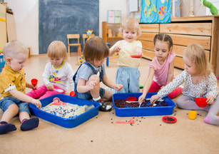 Going Back to Work after Baby:  Choosing the Right Nursery or Childcare Center