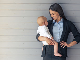 Stressed about Going Back to Work after Baby?