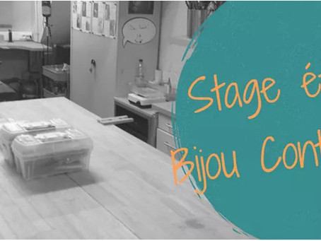 Stages Bijou Contemporain ETE 2017