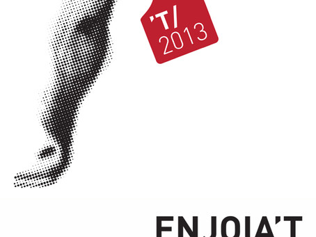 /// ENJOIA'T AWARD 2013 - PROFESSIONAL CATEGORY - JOYA CONTEMPORARY JEWELRY FAIR