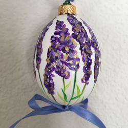 Lavender Ornament