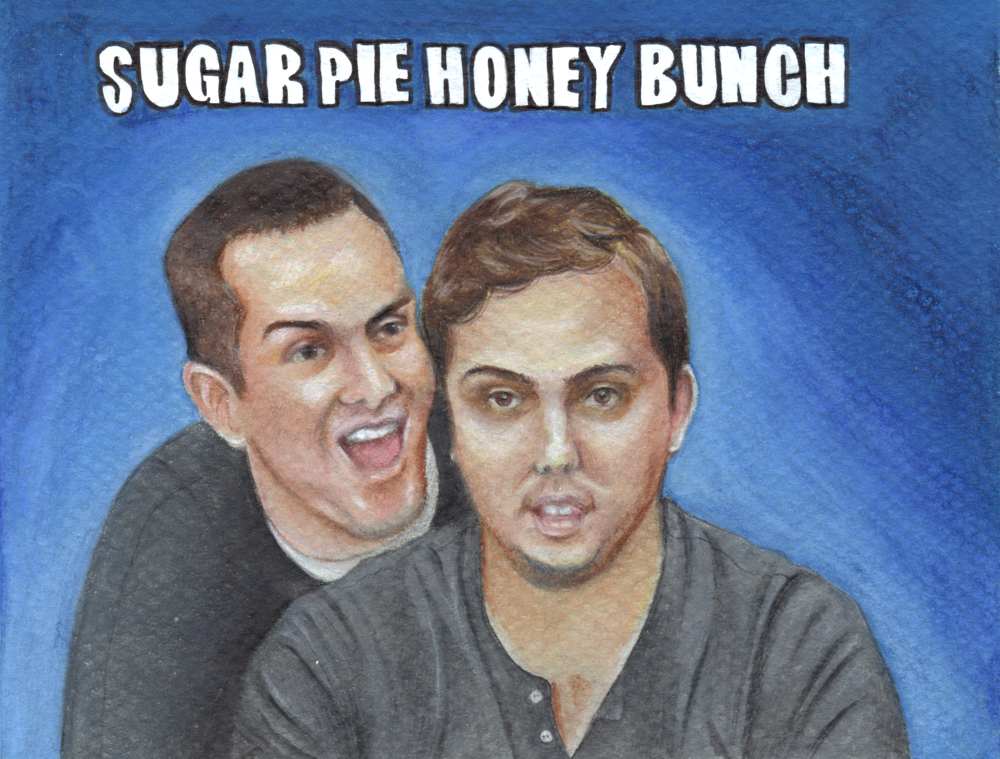Sugar Pie Honey Bunch Award Card
