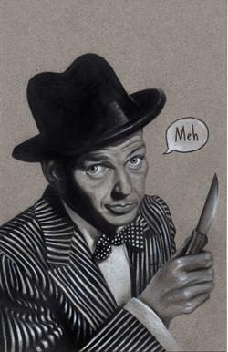 Sinatra Meh Card