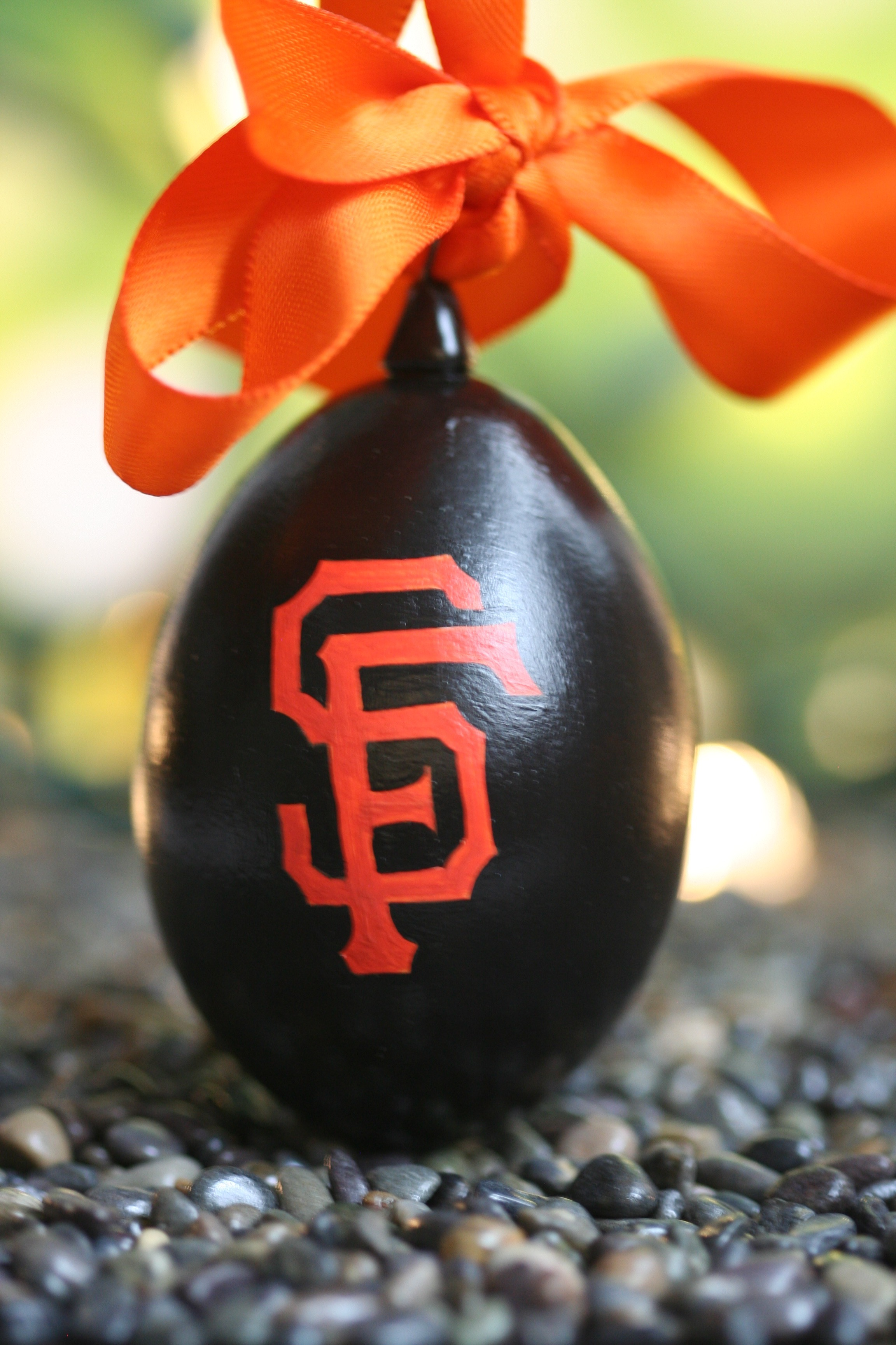 Giants Ornament