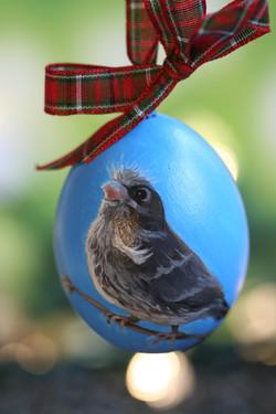 Brid Bird Ornament