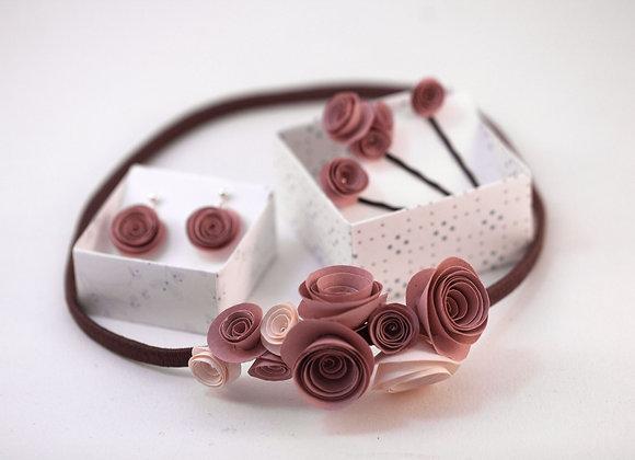 PARURE ROSES roses