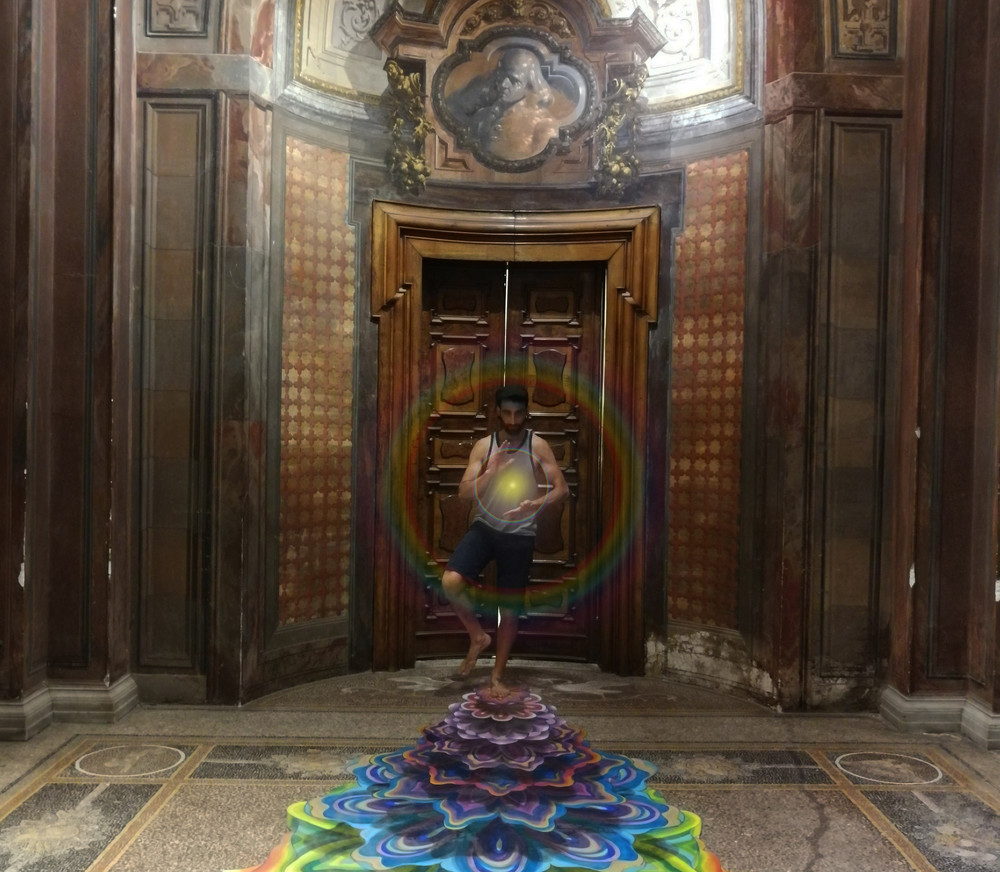 Anamorphic Mandala & Magic Lele ^_^