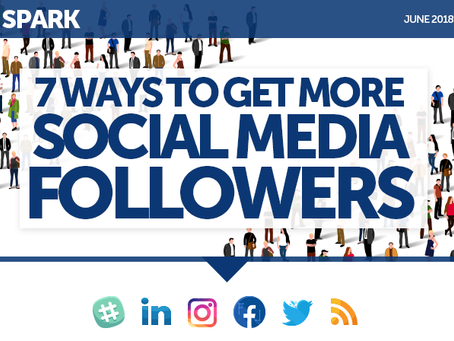 7 Ways to Get More Social Media Followers