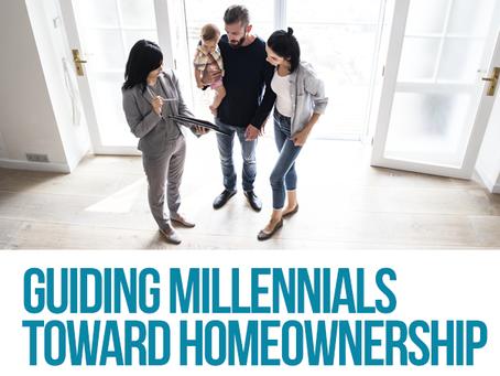 Guiding Millennials Toward Homeownership