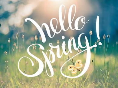 Enjoy the Blooming Season