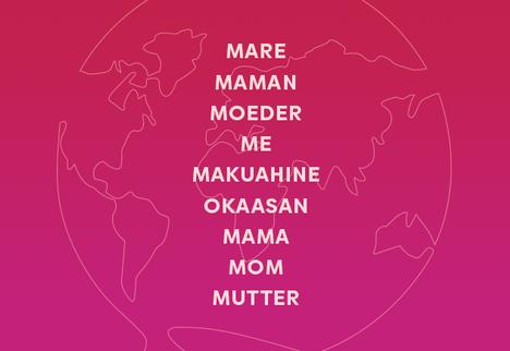 Moms make the world go round