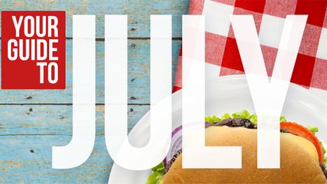 Got plans for July?