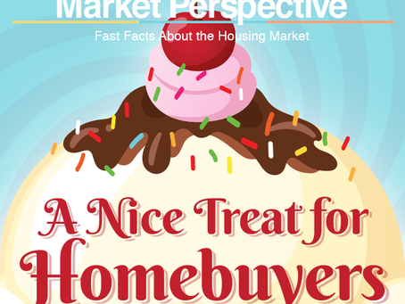 A Nice Treat for Homebuyers: Summer Competition Eases [INFOGRAPHIC]