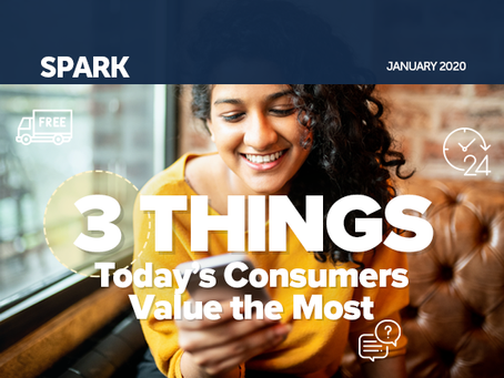 3 Things Today's Consumers Value the Most