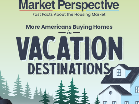 More Americans Buying Homes in Vacation Destinations