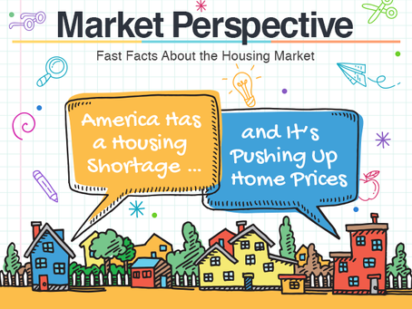 America has a housing shortage ... and it's pushing up home prices. [INFOGRAPHIC]