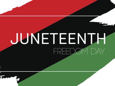 Commemorating Juneteenth