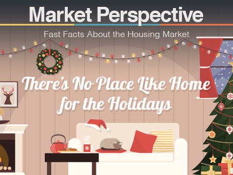 There's No Place Like Home for the Holidays [INFOGRAPHIC]