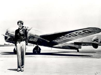 Celebrating Amelia Earhart Day