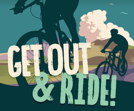 Get Out & Ride – May is National Bike Month!