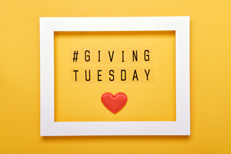 Giving Tuesday: Say Thanks by Giving Back