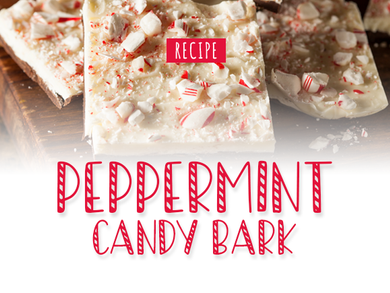 Peppermint Candy Bark