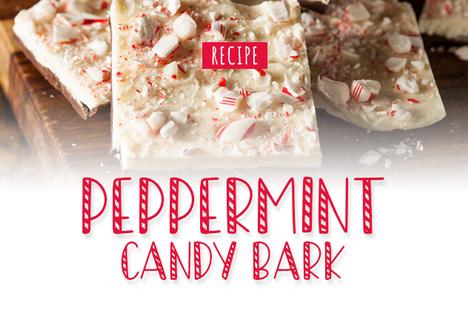 Peppermint Candy Bark