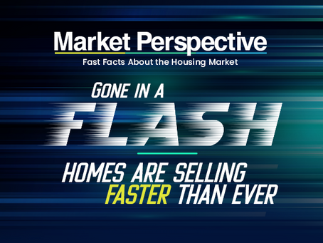 Homes selling at fastest pace on record